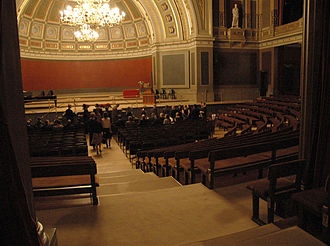 University Hall (Uppsala University) - The Grand Auditorium