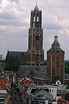 utrecht dom tower 05082012