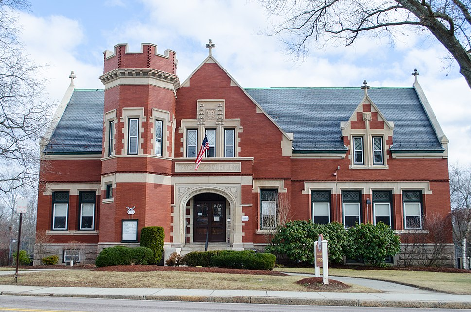 Uxbridge Free Public Library