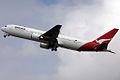 VH-OGP 'Forbes' Boeing 767-338(ER) Qantas (8684643015).jpg