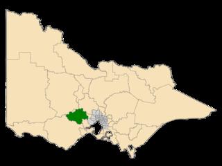 Electoral district of Buninyong