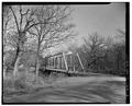 VIEW TO SOUTHEAST - Butzow Bridge, Crescent City, Iroquois County, IL HAER ILL, 38-CREC. V, 1-3.tif