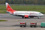 VIM Airlines, VP-BVV, Boeing 737-5Y0 (29637710083).jpg