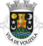 Coat of arms of Vila de Vouzela