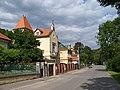 V Šáreckém údolí 48 - 44, zastávka Žežulka.jpg