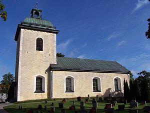 Vagnhärad - Vagnhärad church