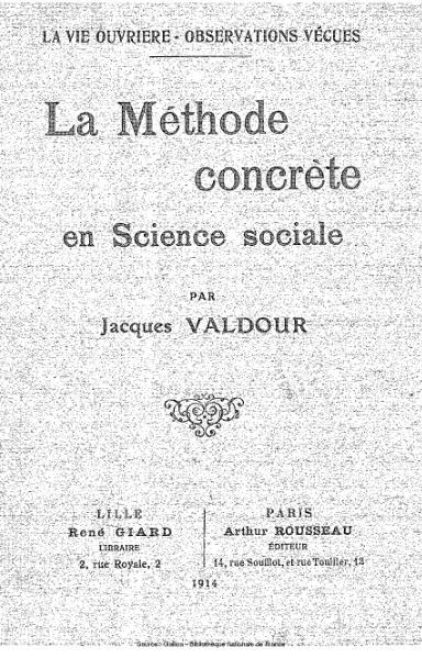 File:Valdour - La méthode concrète en science sociale.djvu