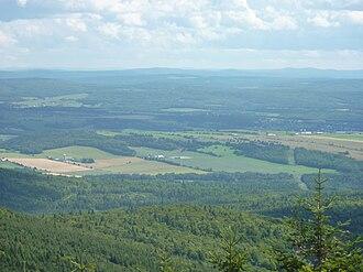 La Matapédia Regional County Municipality - Image: Vallée de la Matapédia 4