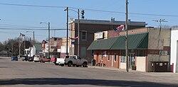 Valparaiso, Nebraska 2nd from Spruce 1.JPG