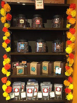 Taza Chocolate - Samples at Taza Chocolate Factory