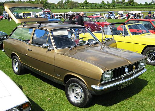 Vauxhall Viva HB estate
