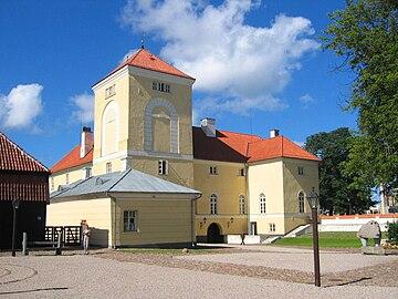 lettische hafenstadt