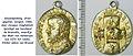 Verguld zilveren Geuzenpenning 1566, Jongelinck.JPG