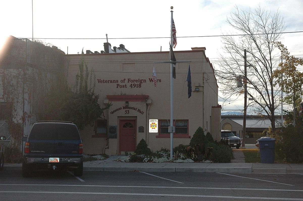 Veterans Memorial Building American Fork Utah Wikipedia