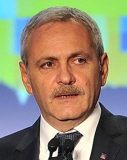 Liviu Dragnea Romanian engineer and politician