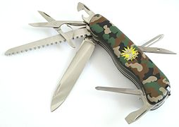 Swiss Army Knife Wikipedia