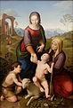 Vierge Marie, Sainte Elisabeth, Jésus, Jean le Baptiste par Friedrich Overbeck.jpg
