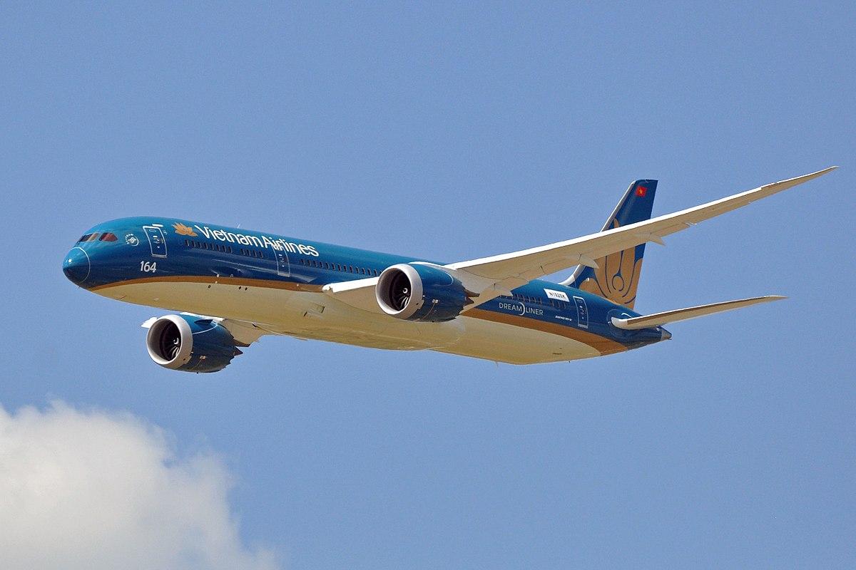 Boeing 787 Dreamliner – Wikipedia