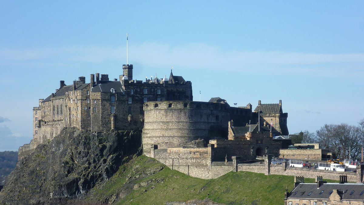 Wood Elevation Edinburgh : טירת אדינבורו ויקיפדיה