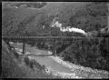 View of Hindon railway bridge, across the Taieri River. ATLIB 292409.png