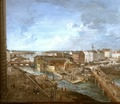 View of Stockholm (Elias Martin) - Nationalmuseum - 24426.tif