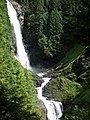 View of the Wallace Falls, Middle Falls, at Wallace Falls State Park near Gold Bar, WA.jpg