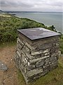 Viewpoint on coastal footpath - Maughold Brooghs. Isle of Man. - geograph.org.uk - 31915.jpg