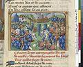 Vigiles de Charles VII, fol. 198, Siège de Caen (1450).jpg