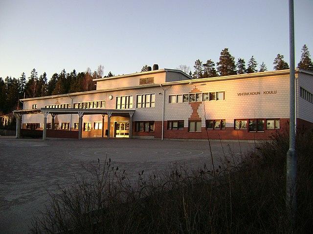 Vihtakadun Koulu