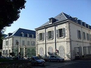 Hautes-Alpes - Prefecture building of the Hautes-Alpes department, in Gap
