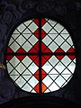 Vilnius, church of All Saints, stained-glass window 01.jpg