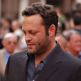 Vince Vaughn tijdens de première van The Break-Up (2006)