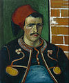 Vincent van Gogh - The Zouave - Google Art Project.jpg