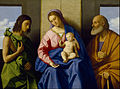 Vincenzo Catena - Virgin and Child with Saints John the Baptist and Joseph - Google Art Project.jpg