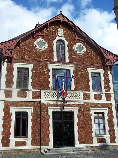 Mairie de Viroflay (Yvelines, France)