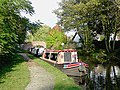 Visitor moorings at Alrewas, Staffordshire - geograph.org.uk - 1566526.jpg