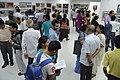 Visitors At Inaugural Day - 45th PAD Group Exhibition - Kolkata 2019-06-01 1583.JPG