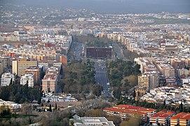 Vista aérea de Córdoba (España).jpg
