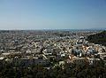 Vista d'Atenes cap a la mar des de l'Acròpoli.JPG