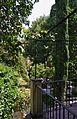 Vista del jardí de la casa Benlliure, València.JPG