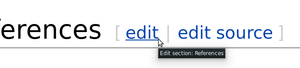 VisualEditor - Section edit links-en.png