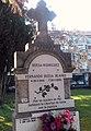 Vitoria - Cementerio de Santa Isabel, tumba de Fernando Buesa.jpg