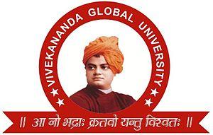 Vivekananda Global University - Image: Vivekananda global university jaipur