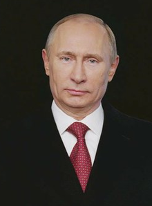 Vladimir Putin New Year's Address to the Nation (12-31-2012)
