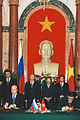 Vladimir Putin in Vietnam 1-2 March 2001-6.jpg