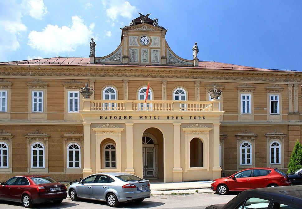Vladin Dom (Dom Rządowy) w Cetinje 02