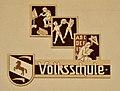 Volksschule Roßleithen, Sgraffito.jpg