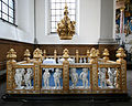 Vor Frelsers Kirke Copenhagen font enclosure.jpg