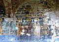 Voskopojë St.Nikolaos - Vorhalle 5a Fresken.jpg