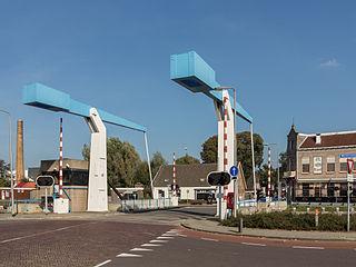 Vriezenveen Place in Overijssel, Netherlands